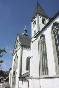 The Marienkirche in Lippstadt.