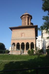 The Assumption of the Virgin Mary, Kretluescu Church.