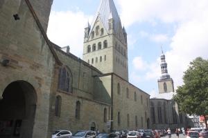 St. Patrokoli Church, Soest, Germany.