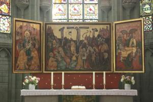 St. Maria zur Weis Church, Soest