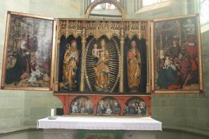 St. Maria zur Weis Church, Soest.
