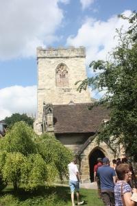 Holy Trinity Church, York.