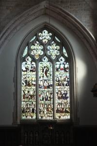 The West Window (circa 1370), All Saints Pavement Church, York.