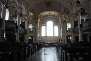 St. Martin in the Fields Church, London
