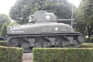 American tank.