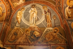 These centuries-old frescoes tell a story of faith that remains true today.