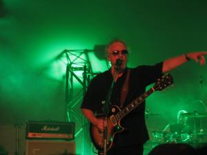 Vocalist/guitarist Myles Goodwin is the only original member left in April Wine, the group he co-founded in 1969.