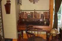 Sir John A. MacDonald's study.