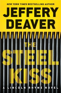 Book Review The Steel Kiss