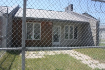 Separate quarters for family visitation and conjugal visitation. (We pamper our prisoners.)