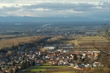 The town of Dottingen